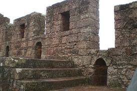 the castle of Silves